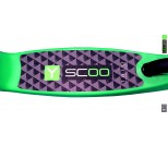Самокат Y-Scoo RT Trio 120 Neon зеленый