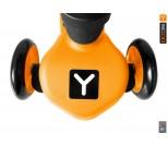 Самокат Y-Scoo RT Trio 120 Neon оранжевый