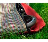 Чехол-рюкзак для самоката с колесами 200 мм SkateBox ST3 клеточка