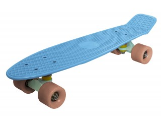 Мини круизер Fish Skateboard 22 голубой