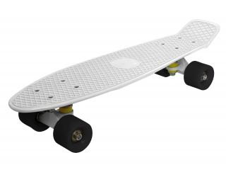 Мини круизер Fish Skateboard 22 белый