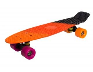 Мини круизер Fish Skateboard 22 Черный Хвост