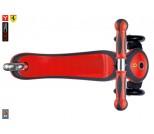 Самокат Y-Scoo RT Globber My Free Ferrari красный