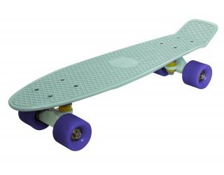 Мини круизер Fish Skateboard 22 бирюзовый