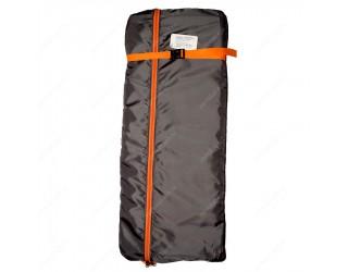 Чехол-рюкзак для самоката с колесами 200 мм SkateBox ST6 черно-красный
