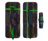 Чехол для самоката с колесами 200 мм SkateBox ST2 штрихи