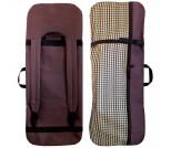 Чехол-рюкзак для самоката с колесами 200 мм SkateBox ST3 клетка