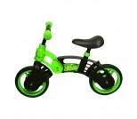 Беговел ArrowX 10 черно-зеленый