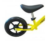 Беговел EcoBalance Race желтый