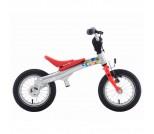 Беговел-велосипед 2 в 1 Rennrad 12 красный