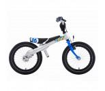 Беговел-велосипед 2 в 1 Rennrad 16 синий