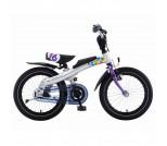 Беговел-велосипед 2 в 1 Rennrad 16 сиреневый