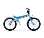 Беговел-велосипед 2 в 1 Rennrad 18 синий