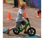 Беговел Runbike beck ALX желтый