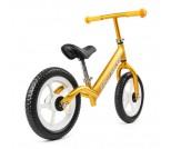 Беговел Small Rider Foot Racer Light золотистый металлик