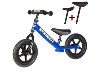 """Беговел Strider 12"""" Sport синий"""
