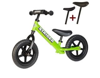 """Беговел Strider 12"""" Sport зеленый"""