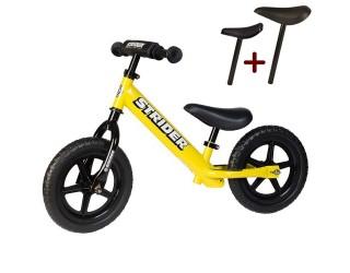 """Беговел Strider 12"""" Sport желтый"""