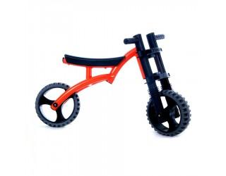 Беговел Y-Bike Extreme оранжевый