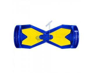 Гироскутер Crossway Fire сине-желтый