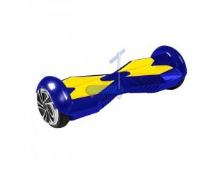 Гироскутер Crossway Raptor сине-желтый