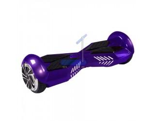 Гироскутер Crossway Raptor фиолетовый