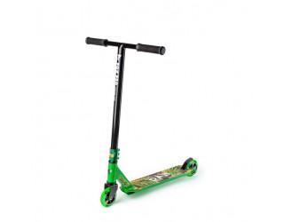 Самокат Fox Pro Raw-02 зеленый