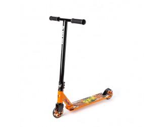 Самокат Fox Pro Raw-02 оранжевый