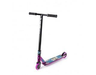 Самокат Fox Pro Raw-02 фиолетовый
