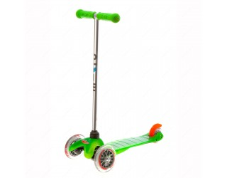 Самокат Micro Mini зеленый
