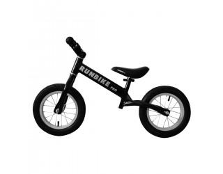 Беговел Runbike pro черный