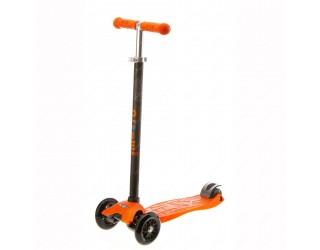 Самокат Micro Maxi T-tube оранжевый