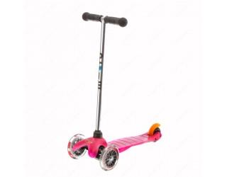Самокат Micro Mini розовый