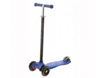 Самокат Micro Maxi T-tube синий