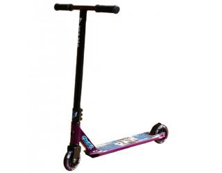 Самокат Fox Pro Raw-01 фиолетовый