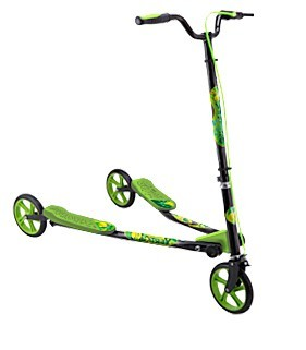 Самокат Vertigo Trike Montreal 200 зеленый