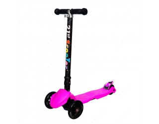 Самокат 21st Scooter Maxi Folding фиолетовый