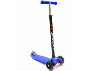 Самокат 21st Scooter Maxi синий