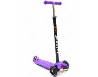Самокат 21st Scooter Maxi фиолетовый