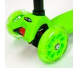 Самокат 21st Scooter Maxi Shine зеленый