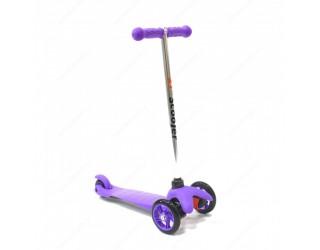 Самокат 21st Scooter Mini фиолетовый