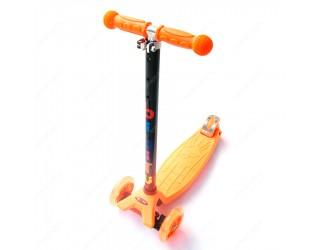 Самокат Bibitu Cavy оранжевый