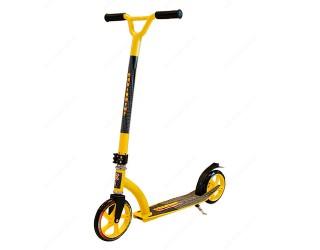 Самокат eXplore Navigator желтый