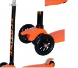 Самокат eXplore Easy оранжевый