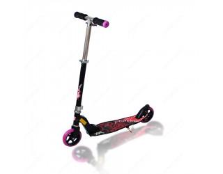 Самокат eXplore Robo-150 фиолетовый