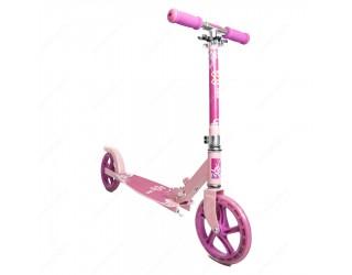 Самокат eXplore Deville розовый
