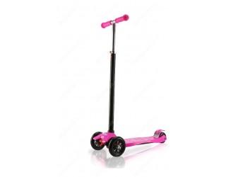 Самокат eXplore Easy розовый