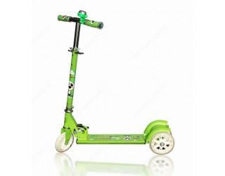 Самокат eXplore Funny зеленый