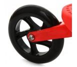 Самокат Fliker B3 Air красный-серый