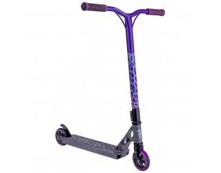 Самокат Grit Tremor 2014 фиолетово-серый